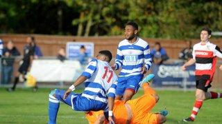 Oxford City v Solihull Moors (H) - League - 11.10.2014