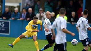 Oxford City v Guiseley (A) - League - 20.09.2014