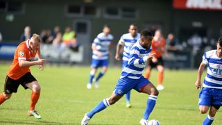 Oxford City v Gainsborough Trinity (H) - League - 13.09.2014