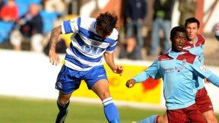 Oxford City v Colwyn Bay (A) - League- 04.10.2014