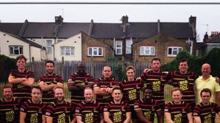 Lancers vs East London RFC