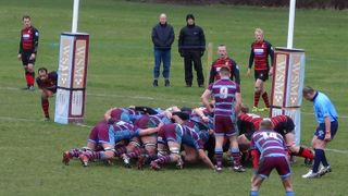Wimbledon Vs Twickenham 28th February 2015