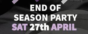 End of season club party!