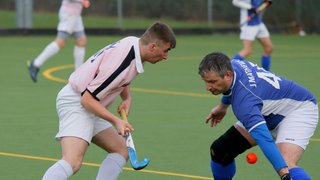 Mens 2nds V Hamble Hunters-  17th January 2015