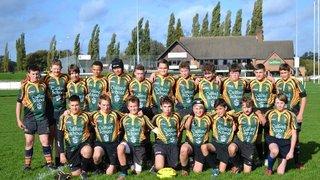 Bury St Edmunds U14 v Ipswich YM U14