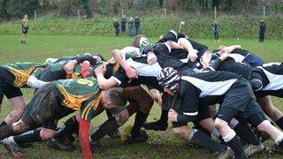 Bury St Edmunds U14s v Colchester U14s (Dec 2013)