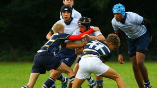 U16s KICK-OFF THE KENT PRELIM ROUNDS