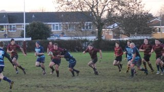 Old Cryptians 2nd XV 31 - 21 Gloucester All Blues 2nd XV