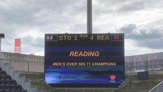 O50 HA Cup Champions