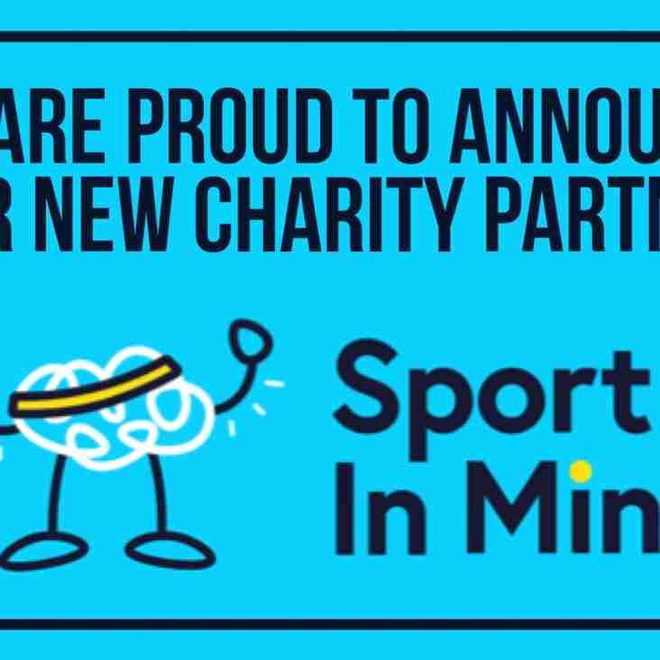 New Charity Fundraising Partner