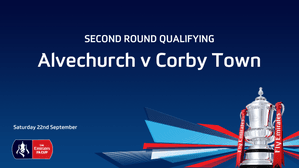 FA Cup Second Qualifying Round Draw