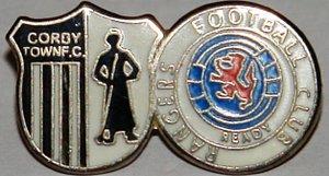 Corby Town v Rangers XI Ticket Arrangements