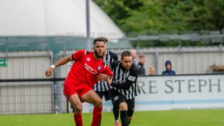 Corby Town v AFC Dunstable