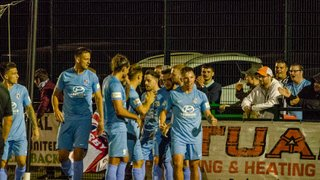Steelmen See Off Late Greenbacks Fightback