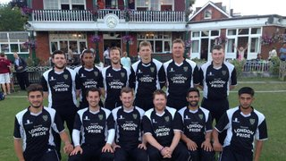 Ealing Through To The Next Round Of The National T20