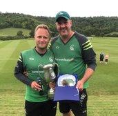 Berkshire win Trophy final by one run