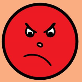 Hewer left red faced...