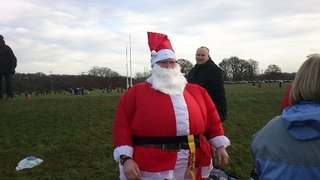 Micros Christmas fun (although the coaches might not agree!!!)