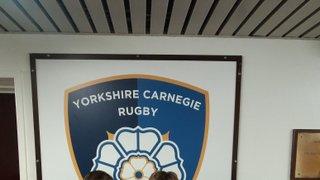 U10s at Yorkshire Carnegie (04/02/17)