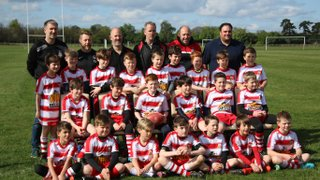 U10s Wetherby RUFC Mini Section Awards 2017 Fun and Games