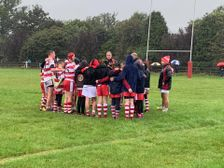 Wetherby RUFC U13 v Old Rishworthians - Sunday 29 September, 2019