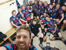 Reigate & Horley 1st XV go top of the league