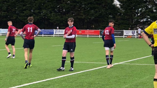 Reigate Youth players selected for Harlequins & Surrey