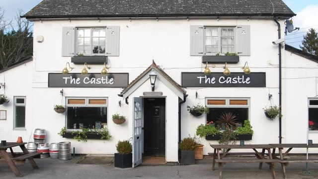The Castle Pub, Outwood - UPDATE