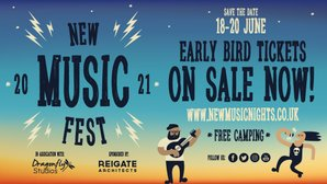 New Music Festival @ Reigate Rugby Club