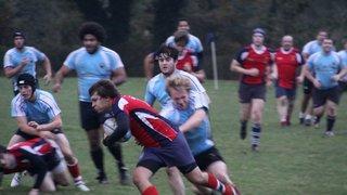 NMRFC beat UEA 12th nov 2011