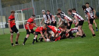 Crewe and Nantwich RUFC Senior Colts vs Bowden RUFC Senior Colts 30.10.16