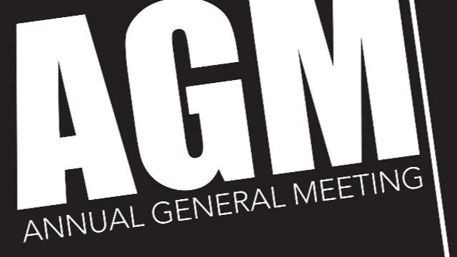 AGM  - Monday 10th February