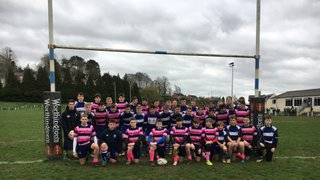 Stroud beat tourists Old Brentwoods in a gale