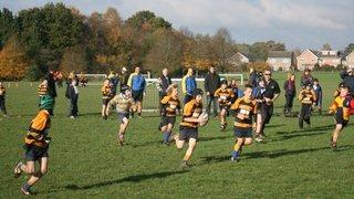 Under 10s Ellingham and Ringwood