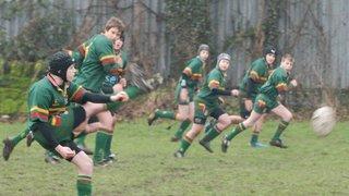 U14's Otley v Selby (20.02.11)