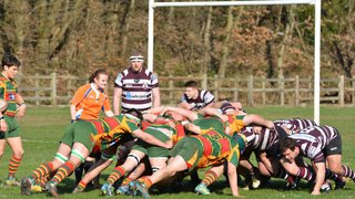Old Rishworthians RUFC 33 - 21 Selby RUFC
