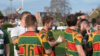Selby 1st XV  at Home v Beverley (06.04.19)