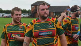 Selby RUFC 32 - 26 Old Crossleyans RUFC