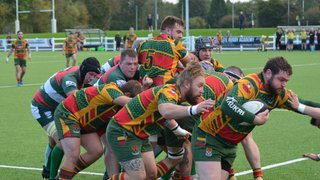 Keighley RUFC 39 - 17 Selby RUFC