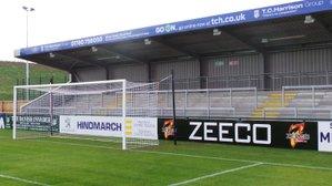 Stadium Advertising Board