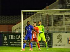 Daniels Make Cup Progress
