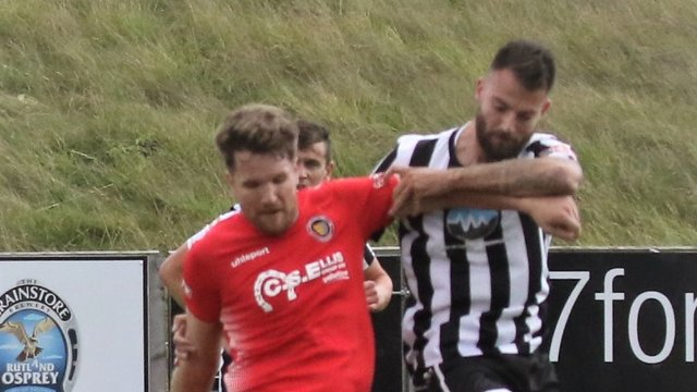 Grantham Town - 10th August 2019.  Photo's courtesy of Geoff Atton