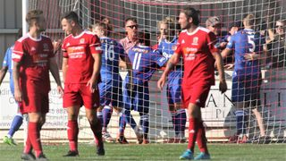 Wisbech Town - 26th August 2019 - Photo's courtesy of Geoff Atton