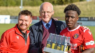 Matwasa Scoops Monthly Prize