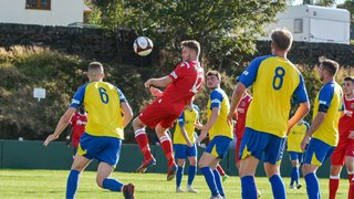 Late Goal Salvages Point