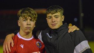 Youth Team V Lincoln United - 16th September 2019.  Photo's courtesy of Dan Allen