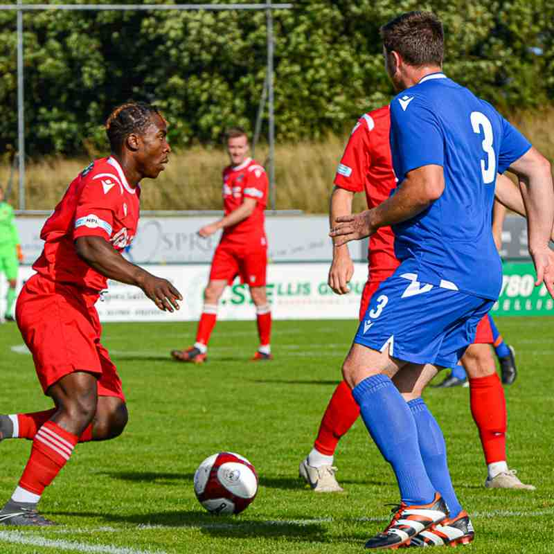 Stamford V Newark - 22nd August 2020.  Photo's courtesy of Dan Allen