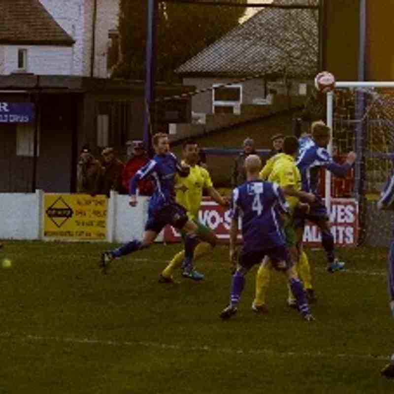 Buxton 3 - 0 Barwell