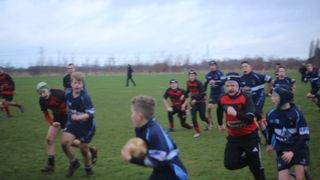 U13 Male v Sleaford 13th January 2019