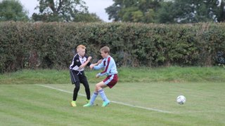 HAREFIELD UNITED YOUTH U14	v BLACKSTONE COMETS